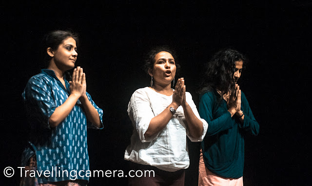I congratulate Sajida and her team to come up with such great play. In my opinion, such play should be shown in different parts of the country. At the same time, I would say that before making any strong opinion all of us should read & know more about this law, why government came up with this, is this still needed, do we have a good alternative etc. But questions need to be asked and that's how we evolve as society & country.