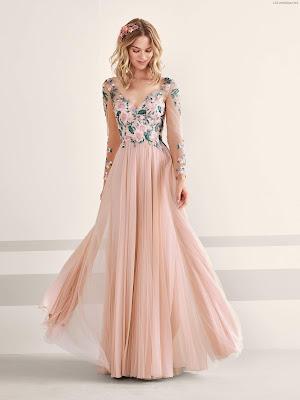 Vestidos de gala largos