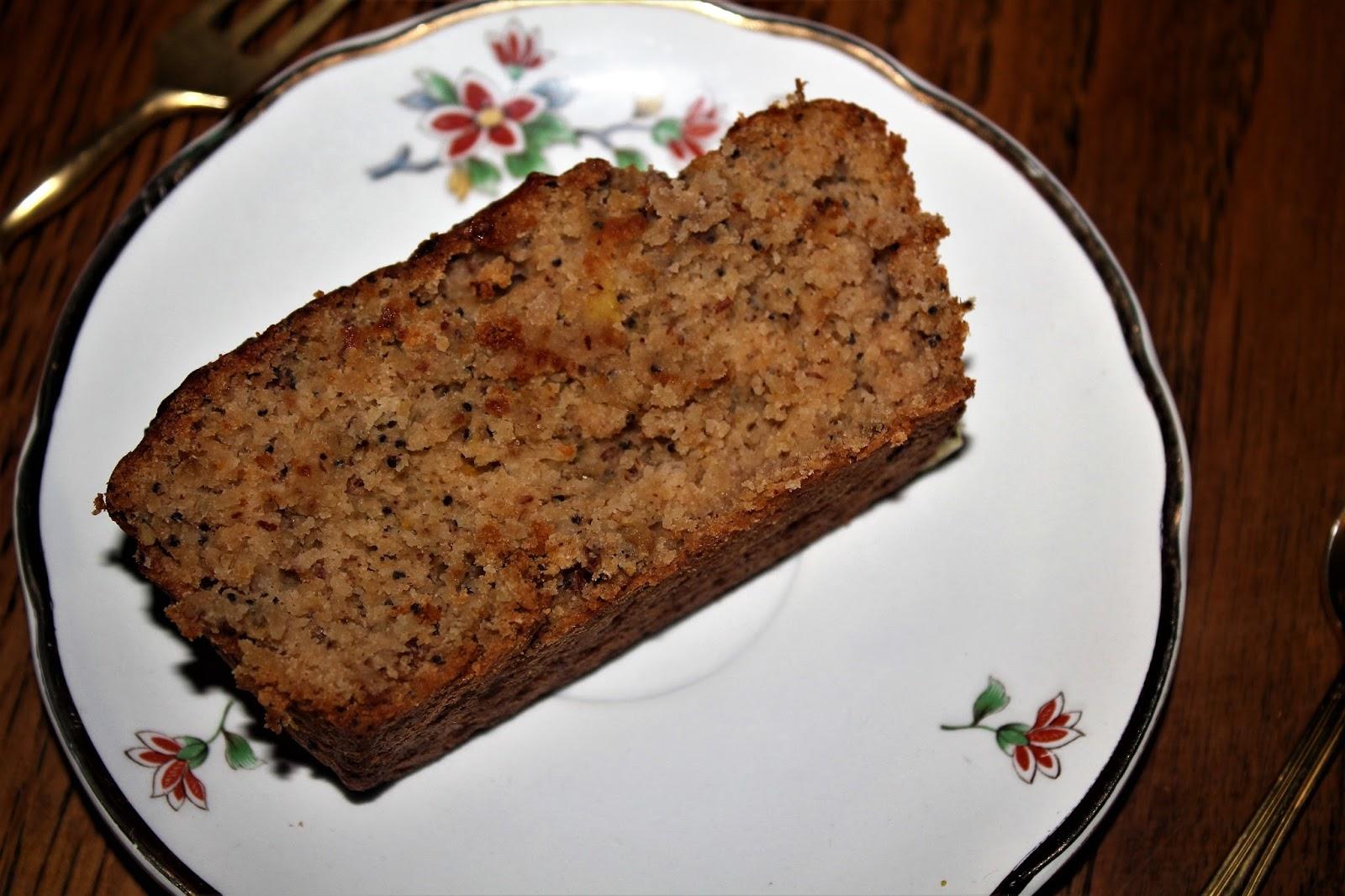 Cake Aux Citron A La Farine D Epeautre