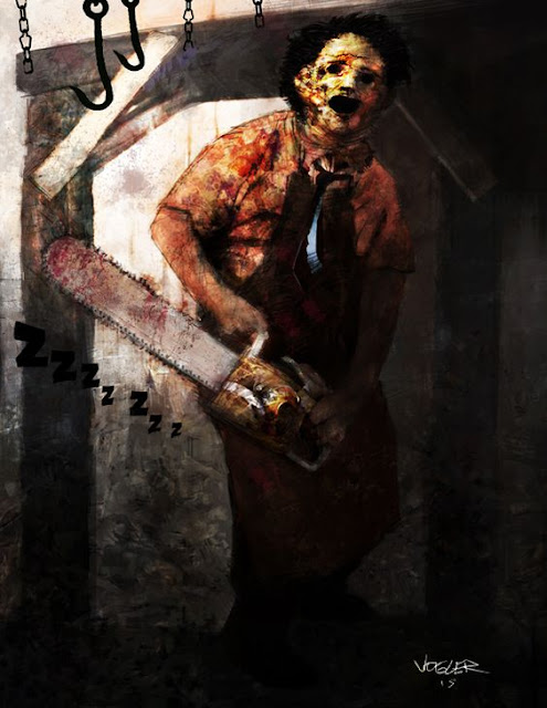 leatherface