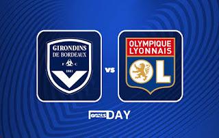 Bordeaux vs Lyon – Highlights