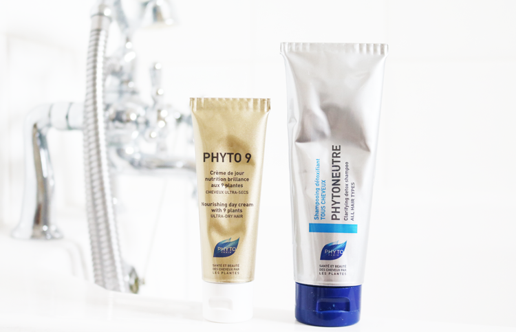 Phyto 9 Daily Ultra Nourishing Cream & Phyto Clarifying Detox Shampoo review