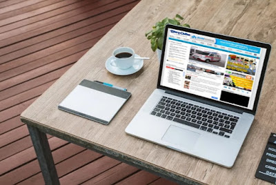 Blog Pertama Saya Yang Masuk Showcase Template Creating Website