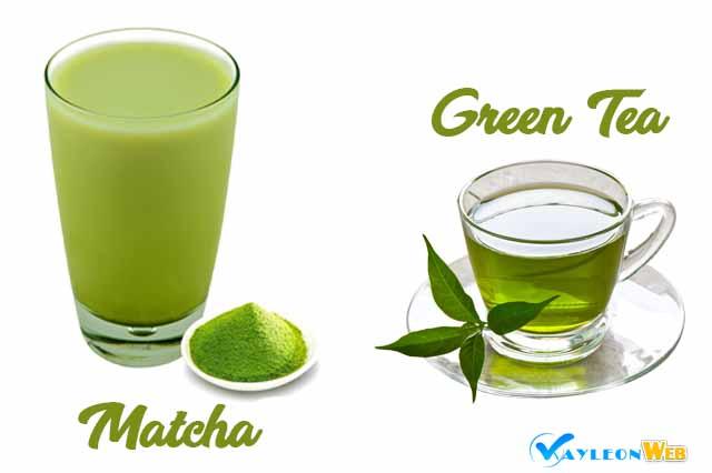 Manfaat Green Tea dan Matcha bagi Tubuh