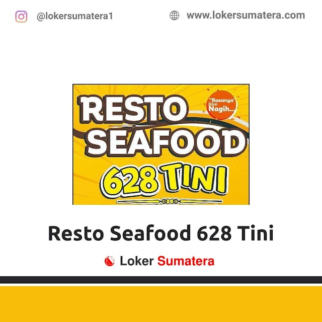 Resto Seafood 628 Tini Pekanbaru
