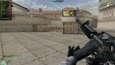 6 Februari 2018 - Kromat 9.0 New Crossfire 2 Wallhack, See Ghost, Crosshair + Bonus 1 Hit Knife, Change Quick Full