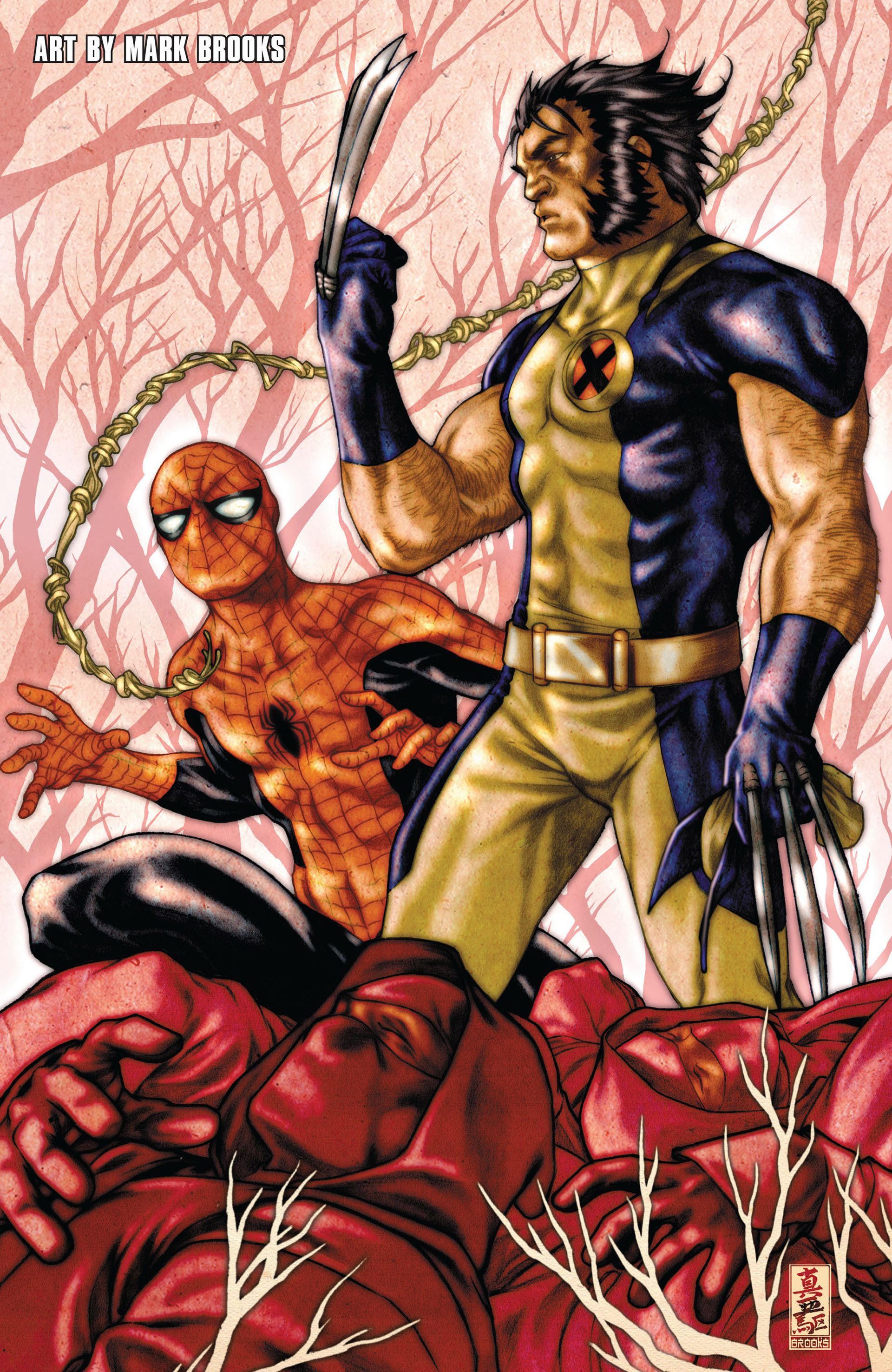 Read online Astonishing Spider-Man & Wolverine comic -  Issue #1 - 25