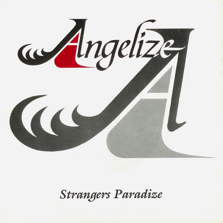 Angelize Strangers paradize 1988 aor melodic rock