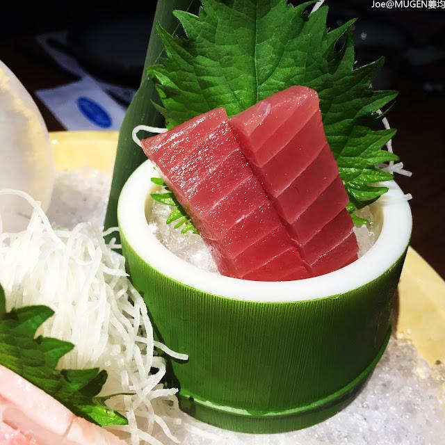 IMG 7435 - 【熱血採訪】一中結合LoungeBar 的 MUGEN 姜均日式手創sushi Bar @空運海鮮@日式手做料理@平價定食