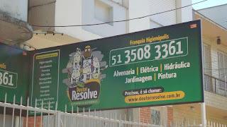 FACHADA DE LONA