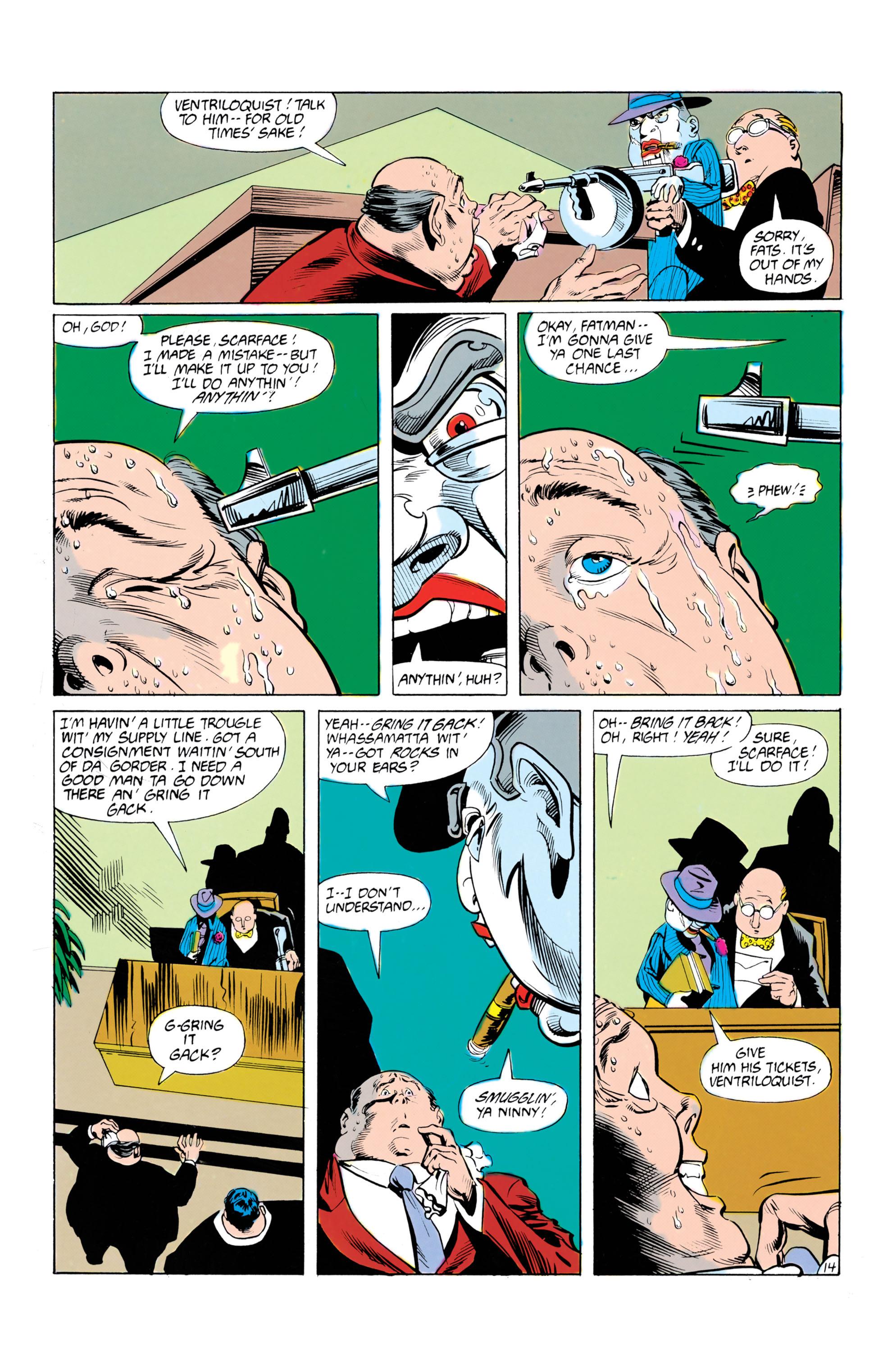 Detective Comics (1937) 583 Page 14