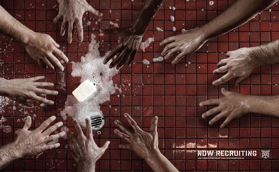 Bilik Mandi Sabun Setiap Gram Kokain Digunakan Di Seluruh Dunia Ragammmia Poster Iklan Menarik Dan Kreatif Bahagian 1