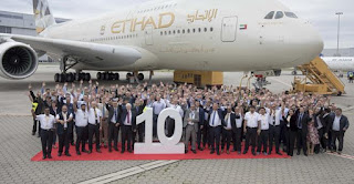 JOBS IN ETHIHAD AIRWAYS - 2018