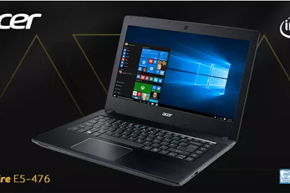 Laptop Murah Untuk Gaming & Editing 2018 - Acer E5-476G [BEST PERFORMING]