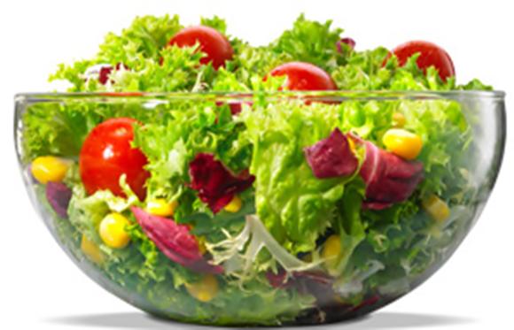 Salada de alface