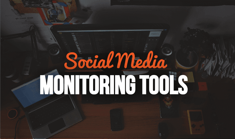 The 20 Best #SocialMedia Monitoring Tools - #infographic