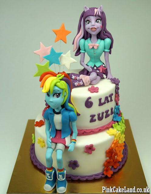 Equestria Girls Cakes in London