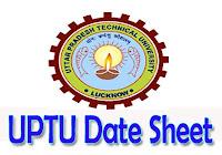 UPTU Time Table 2018