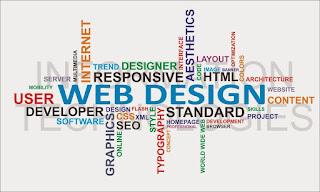 Jasa desain pembuatan website murah, bergaransi, berkualitas dan profesional