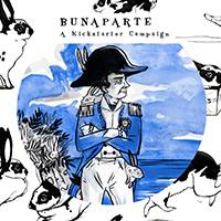 Bunaparte - a picture book based on a true story