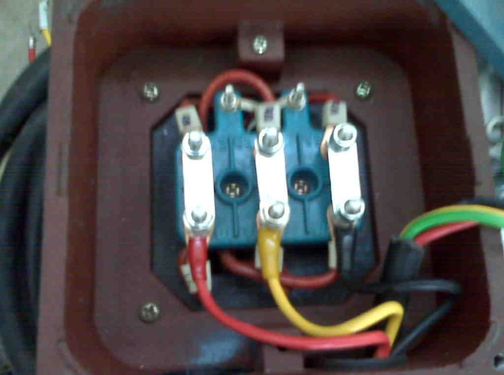 On Off Threephase Motor Connection Power Control Diagrams