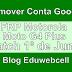 Remover Conta Google Moto G4 Plus Patch 1 de Junho