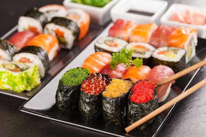 Simply how much sushi is it safe to eat every week