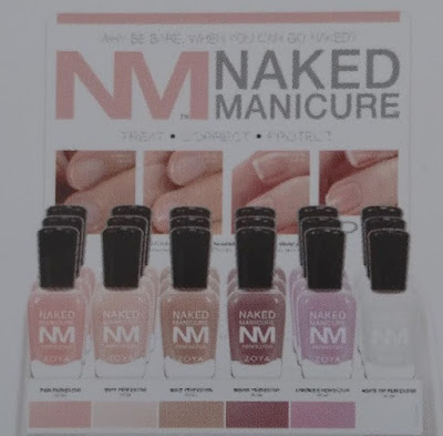 zoya naked manicure colors