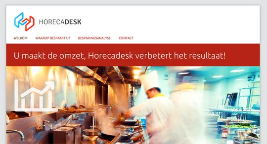 Horecadesk Webcompact