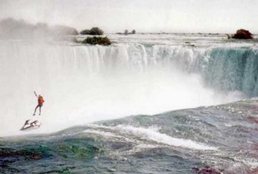 14 Famous Daredevils Of Niagara Falls Vintage Everyday