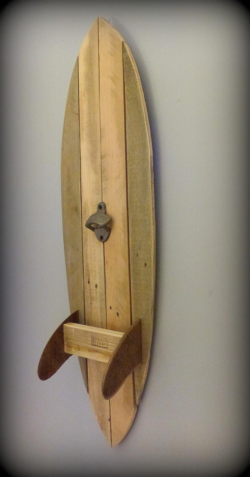vague de fraicheur . création en bois flotté et matériaux de