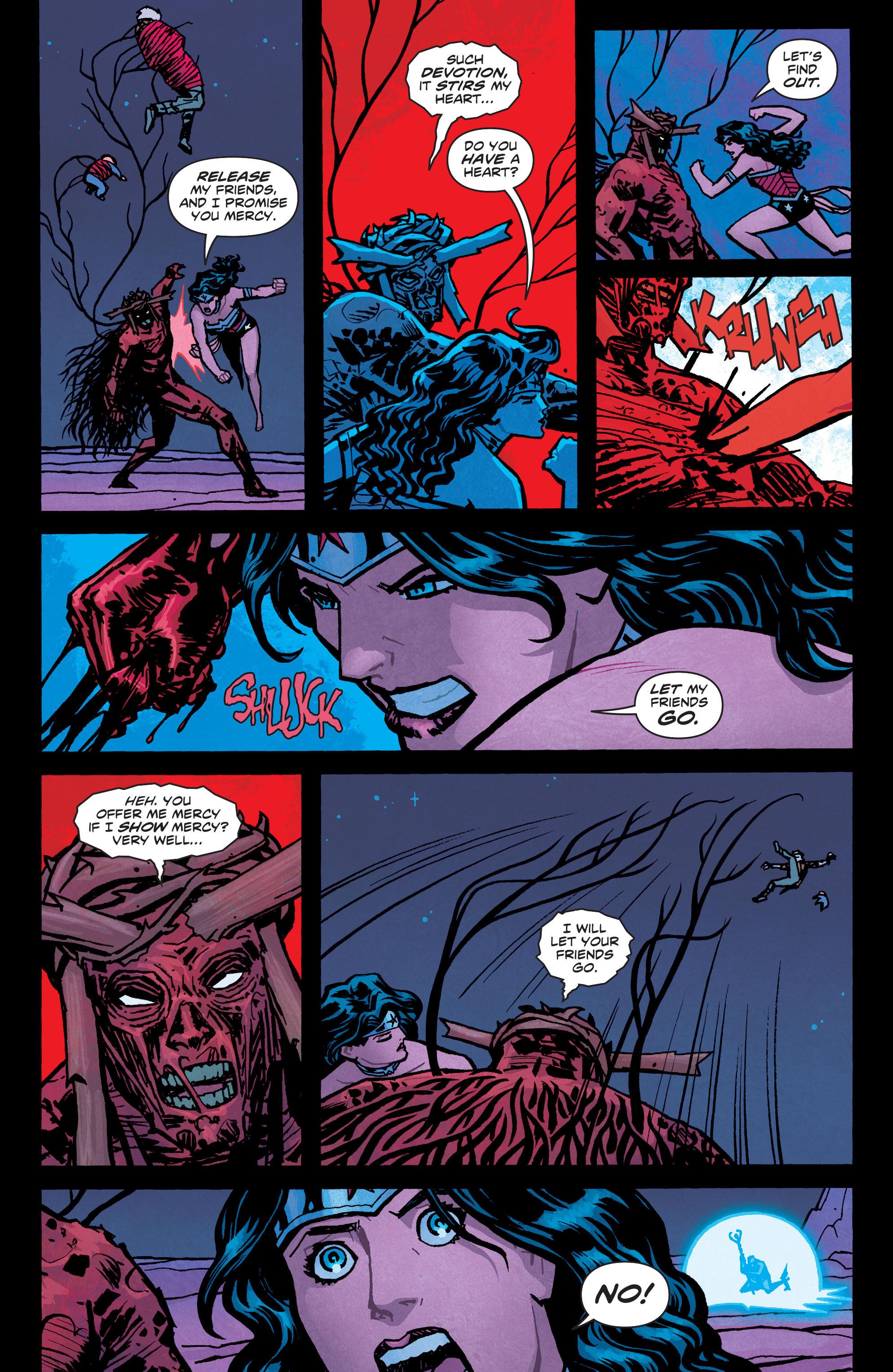 Read online Wonder Woman (2011) comic -  Issue #35 - 13