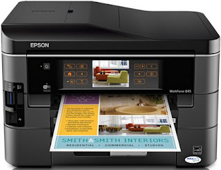 Epson WorkForce 845 Driver Printer Download