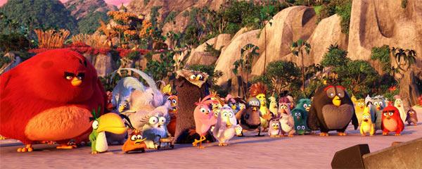 angry birds personagens filme
