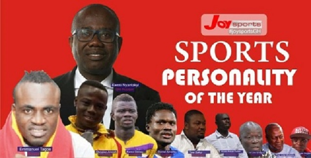 Joy Sports 2016 review: Sports personalities