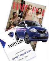 Logo Con Vanity Fair vinci gratis l'evento ''The Next Ypsilon Star'' a Milano