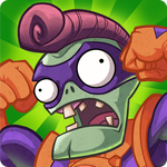 Plants vs Zombies Heroes v1.6.12 Mod Apk Terbaru Unlimited Turn