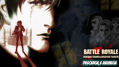 Battle Royale Manga Servidor: Mega/Mediafire