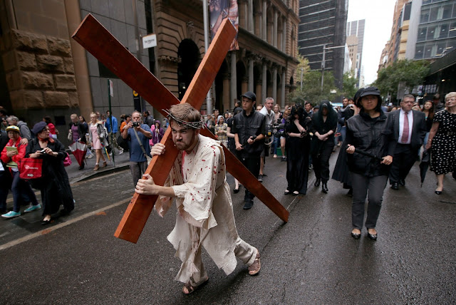 Good Friday in Australia