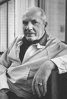 Robert A. Heinlein. Director of Starship Troopers
