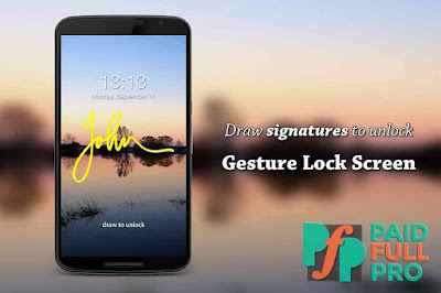 Gesture Lock Screen Pro APK