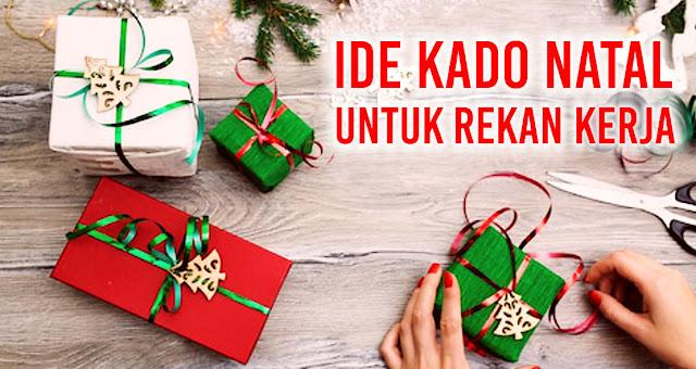 Ide Kado Natal untuk Rekan kerja