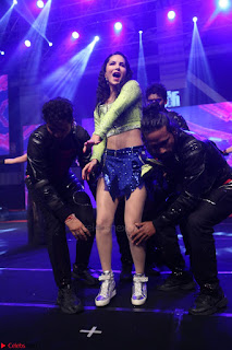 Sunny Leone Dancing on stage At Rogue Movie Audio Music Launch ~  143.JPG