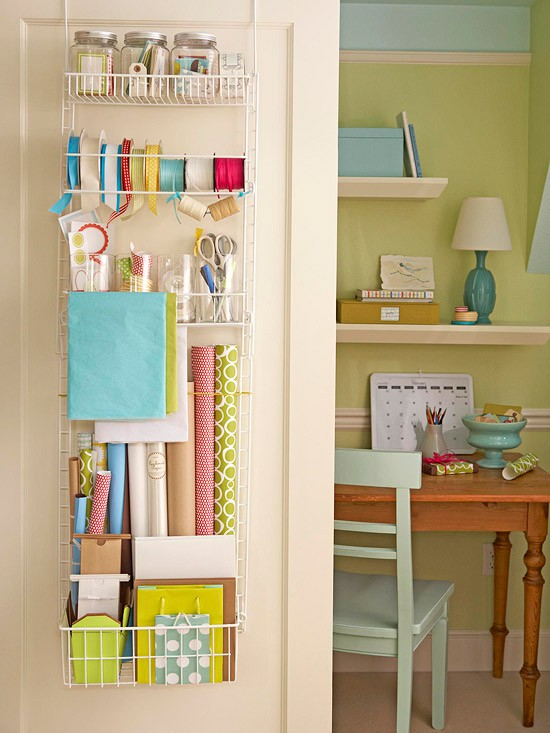 How To Organize An Under The Stairs Closet Omf To The