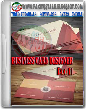 business card designer pro 11 free download pak it ustaad tech