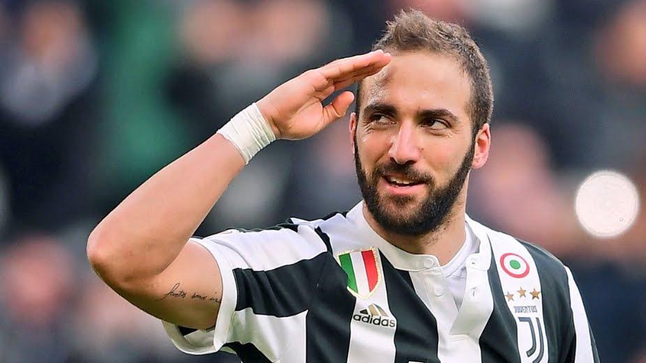 Juventus (Higuain x2) e Tottenham (Kane e Eriksen) hanno terminato con il risultato di 2-2, Higuain sbaglia un calcio di rigore