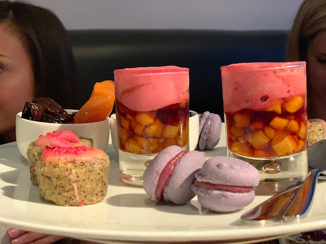 Dairy free and Vegan Afternoon tea at the National Portrait Gallery London