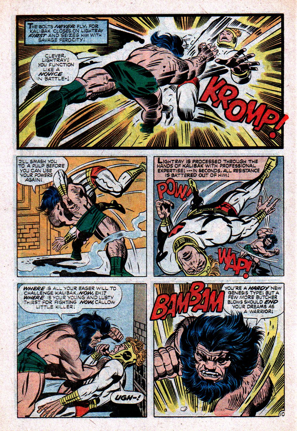The New Gods (1971) issue 11 - Page 14