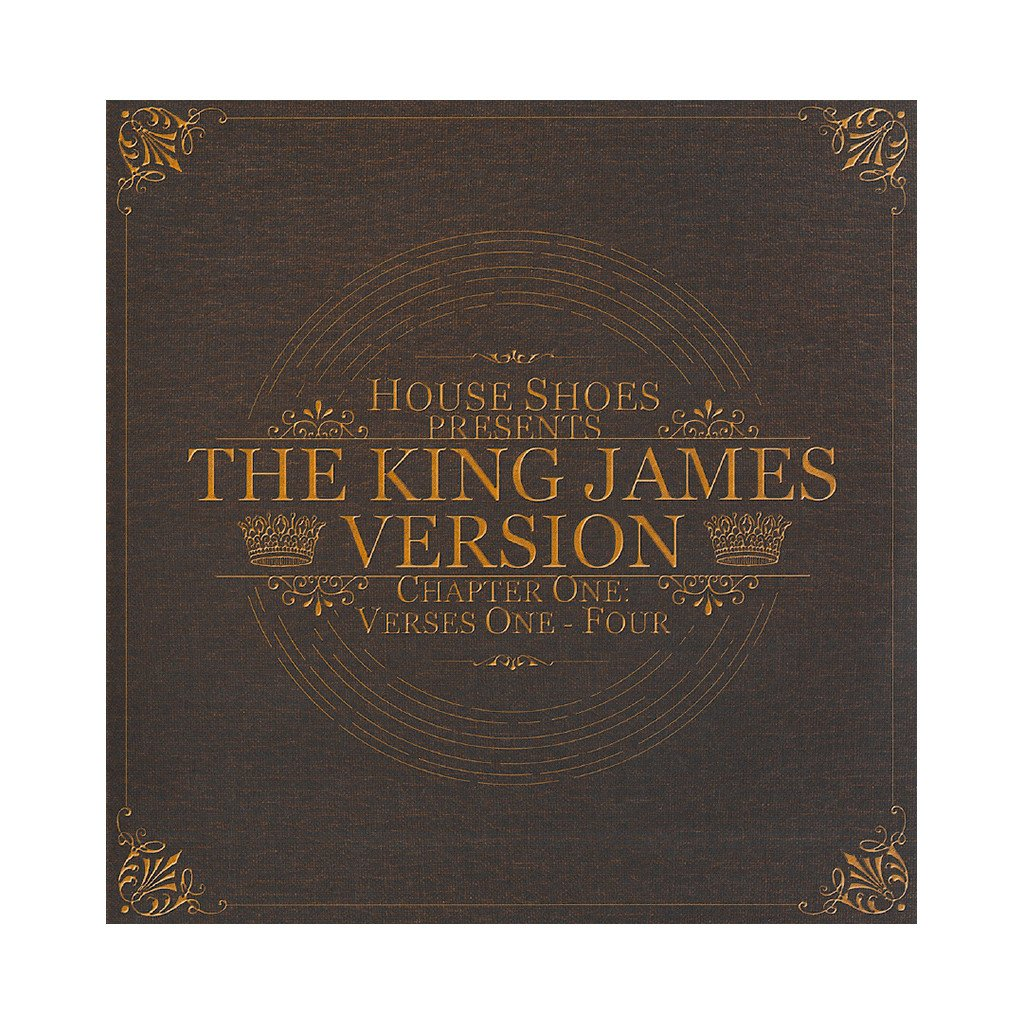 HouseShoes - King James Version | Dilla Reconstruktion Mixtape im Free Download