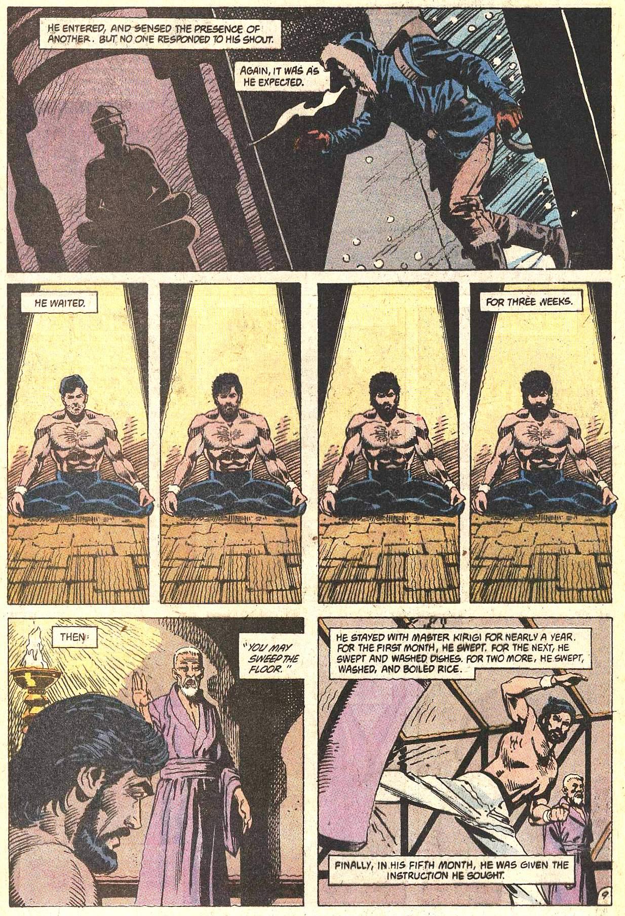 Psychology of Bruce Wayne RCO016